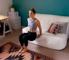 Creative Workouts You Can Do At Home: Part 2