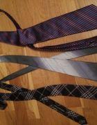 3 krawaty paski   Cena: 5,00 zł  #3krawatypaski