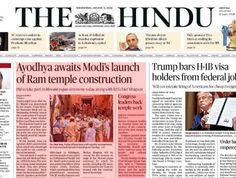 """Now view the rates of  The Hindu Newspaper Classifieds instantly for categories like Matrimonial,Recruitment,Property etc &book your Mirror text ad online instantly   """"hindu advertising"""" Ads, Mirror Text, Newspaper Advertisement, Post Date, Good Things, This Or That Questions, Book"""