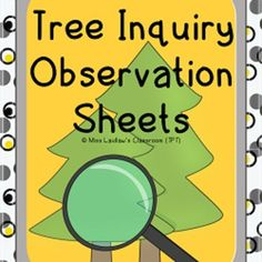 "Students will observe a tree for the entire school year (although all twelve months are included in this package). They will record the temperature, draw a detailed picture, and write an ""I noticed"" sentence (or paragraph). This product would be nicely complemented by my Daily and Seasonal Changes (Grade 1) and/or Growth and Changes in Plants (Grade 3) writing prompts.You can observe a tree through the window in the safety of your classroom walls - or take the kids on a fun, exploratory…"