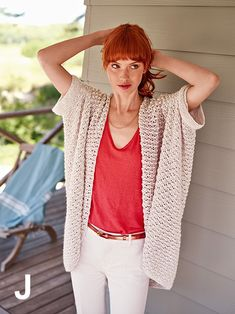 Bergere Magazine 184 Knitting and Crochet Pattern Booklet