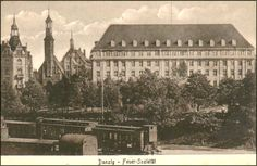Danzig, Old Buildings, Wwii, Paris Skyline, Berlin, Germany, Architecture, City, Travel