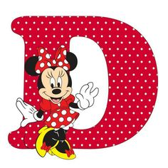 Mouse Alphabet D Mickey Mouse Birthday, Minnie Mouse Party, Mickey Font, Mickey Mouse Design, Disney Alphabet, Alphabet Photography, Disney Coloring Pages, Mickey And Friends, Disney Scrapbook