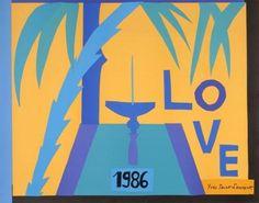 Artworks of Yves Saint Laurent (1936 - 2008)