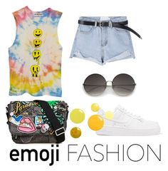 """""""Untitled #8"""" by fhufyky on Polyvore featuring NIKE and Marc Jacobs"""