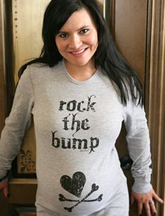Rock the Bump Thermal great for those winter months to show off your Bump in style.