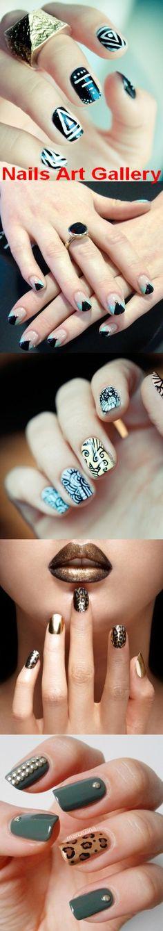 Beautiful Nails Art Gallery