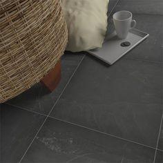 Kitchen floor tile option