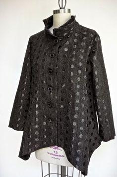 Marcy Tilton's Blog For Everyday Creatives: Sewn Paris Wardrobe
