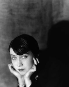 Berenice Abbott Portrait -Born and raised in Ohio where she attended Ohio State University -Abbott went to Europe in 1921, spending two years studying sculpture in Berlin and Paris