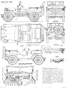Comparison of CJ5 Frame TOP and M38A1 Frame lower two