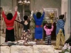 Probably the best moment on the cosby show ever! The scene when every human being on the planet wanted to become a part of the cosby family. Movies Showing, Movies And Tv Shows, The Cosby Show, Bill Cosby, Ray Charles, Classic Tv, Funny Clips, Best Tv, Childhood Memories