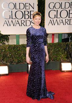 Michelle Williams - Golden Globes