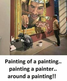Art Discover Ideas Funny Work Pictures Humor Awesome For 2019 Unique Facts Fun Facts Amazing Paintings Amazing Art Awesome Work Pictures Funny Pictures Creative Photography Amazing Photography Amazing Paintings, Amazing Art, Awesome, Work Pictures, Funny Pictures, Stunning Photography, Creative Photography, Art Photography, Cool Illusions