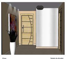 Hall de Entrada  By claudiarique