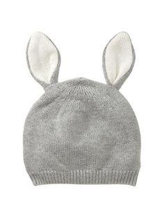 Bunny Ears Fleece Hat