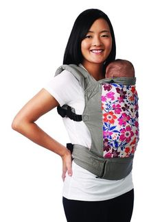 40c5a42a696 The Boba ingenious design allows you to carry newborns comfortably (with  included insert)