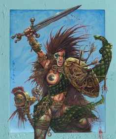 Image result for 2000ad artwork simon bisley