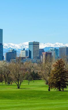 Denver, Colorado | Home of Leverage Partner Madison & Company Properties, LTD.