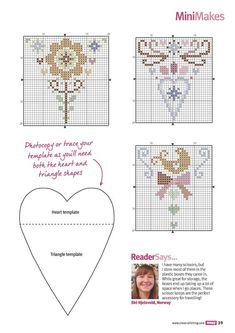 Divers Cœur Forme 2 Trous Hibou Pattern Wooden Sewing Baby Bouton Craft Knit