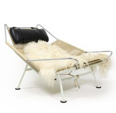 Flag Halyard Chair / Hans Wegner