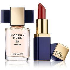 Estee Lauder Mini Modern Muse and Mini Envy ($15) ❤ liked on Polyvore featuring beauty products, fragrance, no color, estee lauder perfume, estée lauder, eau de perfume and estee lauder fragrances