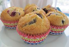 """Rich and delicious blueberry muffins. The secret is the sour cream."" Related posts:French Bread Rolls to Die ForPumpkin GingerbreadClassic Bran Muffins Muffin Recipes, Breakfast Recipes, Dessert Recipes, Desserts, Dishes Recipes, Breakfast Muffins, Breakfast Ideas, Bread Recipes, Sour Cream Chips"