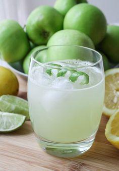 'Sweet Tart' Green Apple Juice – Vegan and Gluten Free