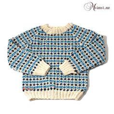 nu SWEATER DAN turkis/petrol off-white/blue/grey grey/brown Little Boy Fashion, Kids Fashion Boy, Knitting For Kids, Baby Knitting, Cool Kids, Boy Outfits, Knitwear, Knit Crochet, Child Baby