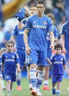 My Fernando and his kids