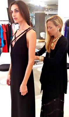 Rachel Zoe Collection: The Making Of Spring 2015