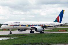 Air 2000 Boeing 757.
