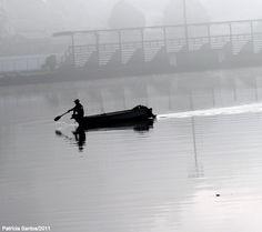 Pesca no Rio Paraguaçú - Cidade da Cachoeira - Recôncavo Baiano
