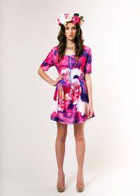 Top Spring Trends 2012 // Floral Prints // Pia Boutique Gardenia Opal Dress piaboutique.com