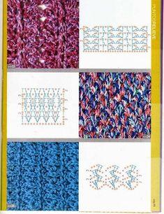revistas de manualidades gratis Basic Crochet Stitches, Crochet Patterns, Crochet Gratis, Crochet Instructions, Ribbon Design, Crochet Books, Irish Lace, Crochet For Kids, Handicraft