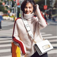 c31b1849f Women's Sweater Turtleneck Wool Contained for Autumn Winter Women's Sweater  Turtleneck Wool Contained for Autumn Winter