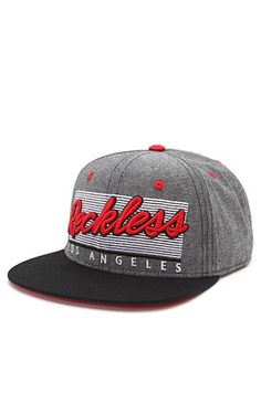 Young & Reckless Heather Vintage Snapback Hat at PacSun.com