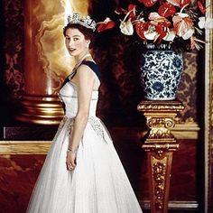 337 Best Queen Elizabeth II images   Queen elizabeth ii ...