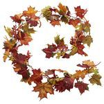 Fall Leaves Garland -- for on the mantle???