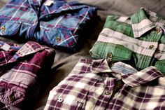 plaids always pair well with fall