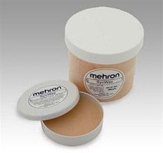 SynWax is a versatile synthetic wax developed by Mehron as a substitute for traditional modeling wax. The benefits of SynWax are that it is a more pliable wax and easier to accomplish finer details th