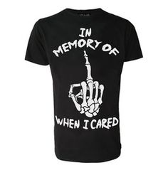 Darkside T Shirt Memory Cared Goth Punk Emo