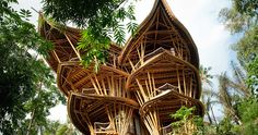 I've Seen Plenty Of Treehouses Before, But THIS One Is The Best I've Ever Seen. Seriously, Amazing.