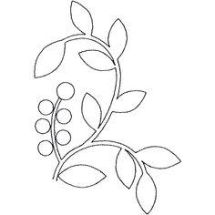 Rose of Sharon Linework Quilting - Geschenke Paper Flower Garlands, Giant Paper Flowers, Felt Flowers, Diy Flowers, Leaf Template, Flower Template, Templates, Applique Patterns, Flower Patterns