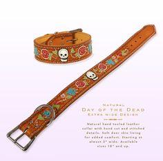 Custom Leather Dog Collars | Ruff Stuff Dog