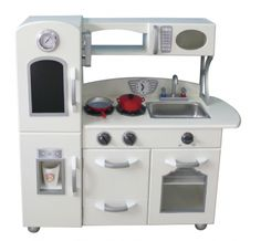 Childrens Toy Kitchen Remodel Estimator 21 Best Let S Play Kitchens Toys Be Guide To And The Teamson White Country Living Children Is One Of Wooden Pretend Role Educational Around