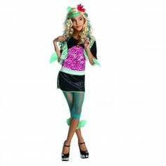 Lagoona Blue van Monster High kostuum