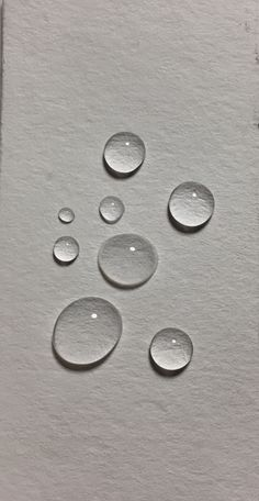 Are these real? Or did I draw them? 3d Art Drawing, Realistic Pencil Drawings, Water Drawing, Pencil Art Drawings, Cool Art Drawings, Art Drawings Sketches, Painting & Drawing, Drawing Water Drops, Color Pencil Art