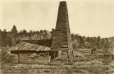 The Original 1859 Drake Oil Well