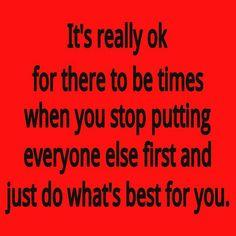 En op wie lijk je dan mogelijk niet meer als je dat nu eens gewoon zou doen...?